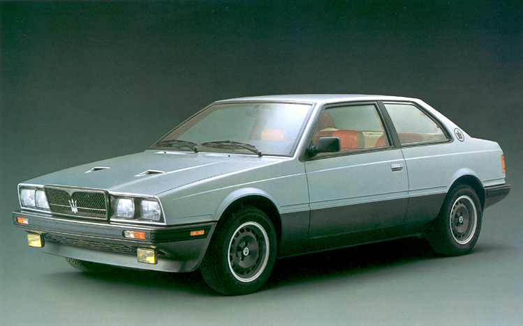Maserati Biturbo S Technical Details  History  Photos On