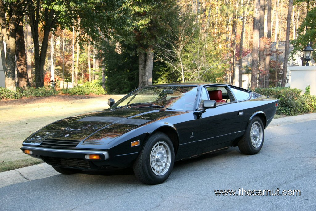 Maserati Khamsin photo 01