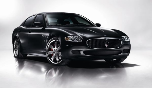 Maserati Quattroporte history, photos on Better Parts LTD