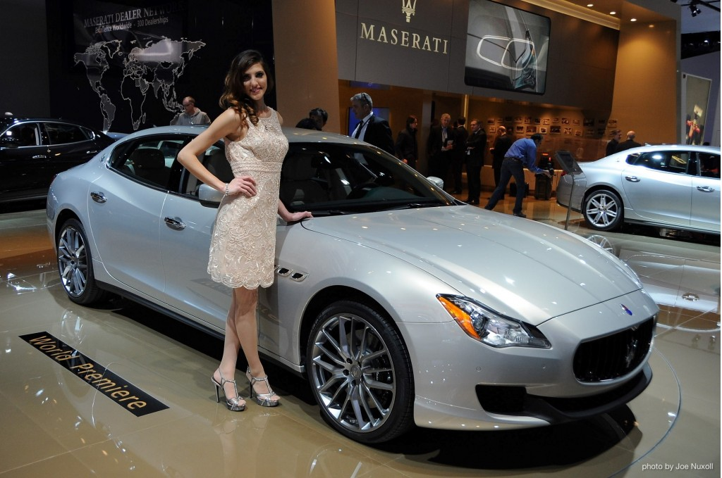 Maserati Quattroporte I photo 09