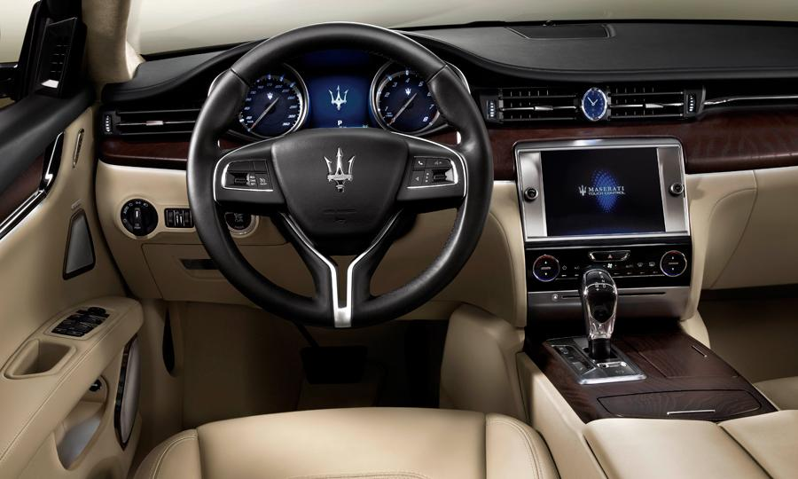 Maserati Quattroporte I photo 13