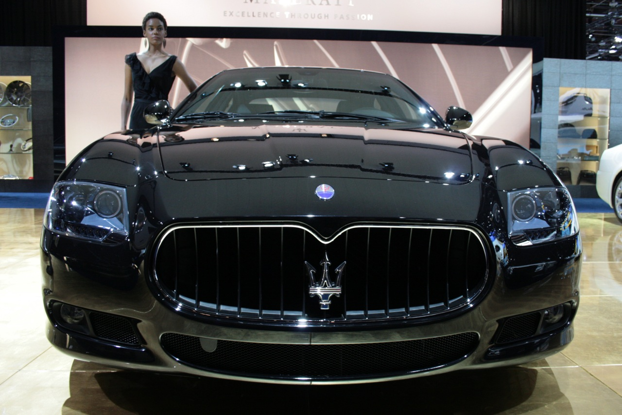 Maserati Quattroporte I photo 15
