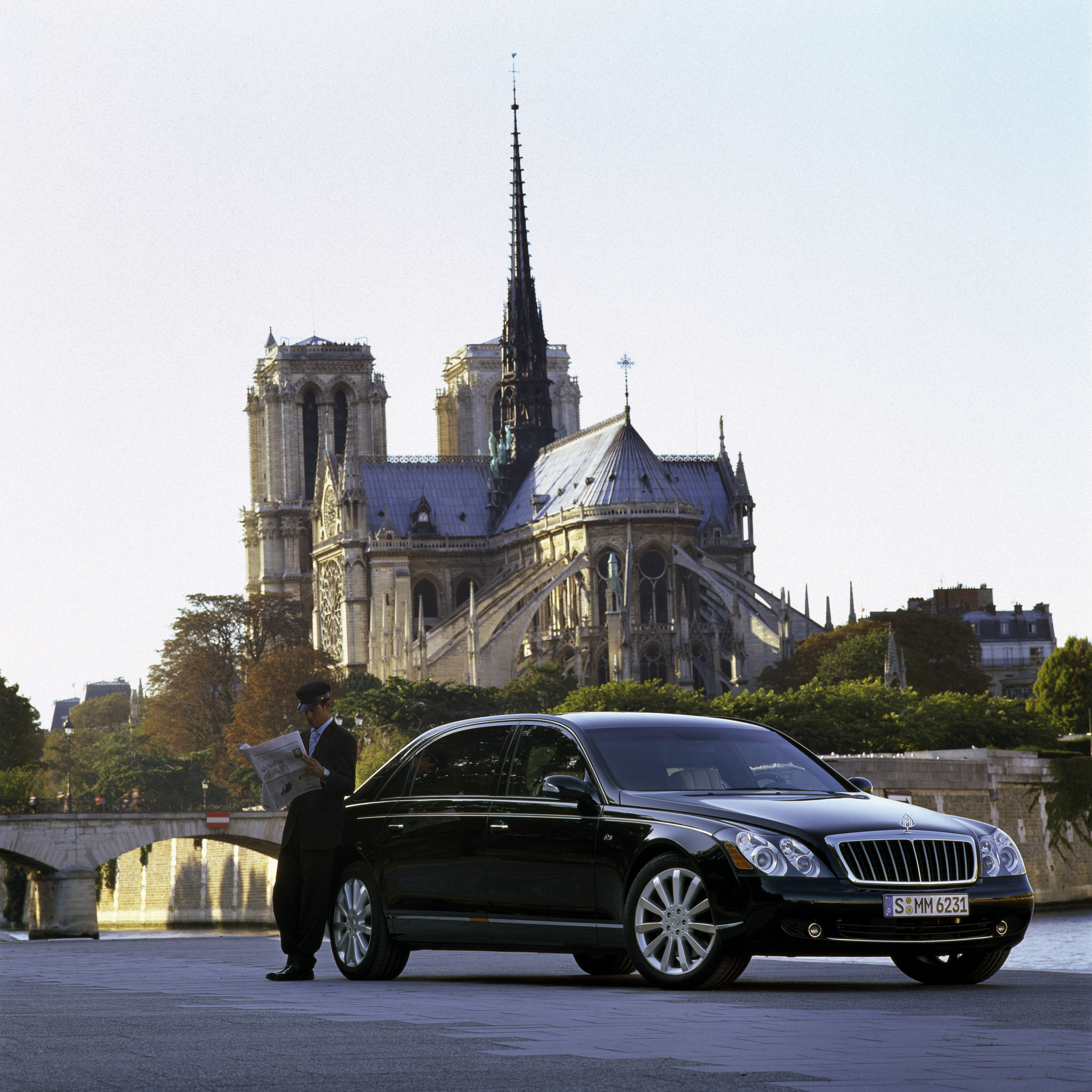 Maybach Car Wallpaper: Maybach 62 S Technical Details, History, Photos On Better