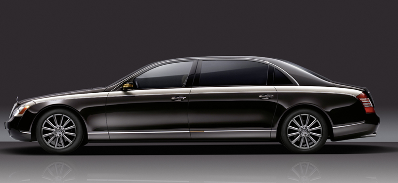 Maybach Zeppelin image #1