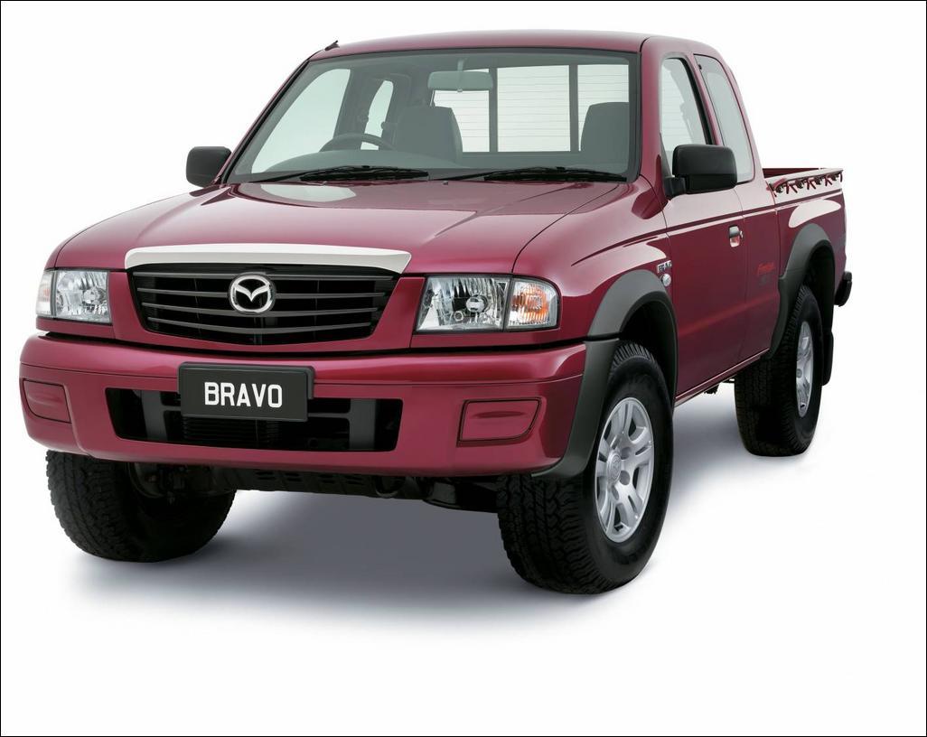 Mazda B Serie