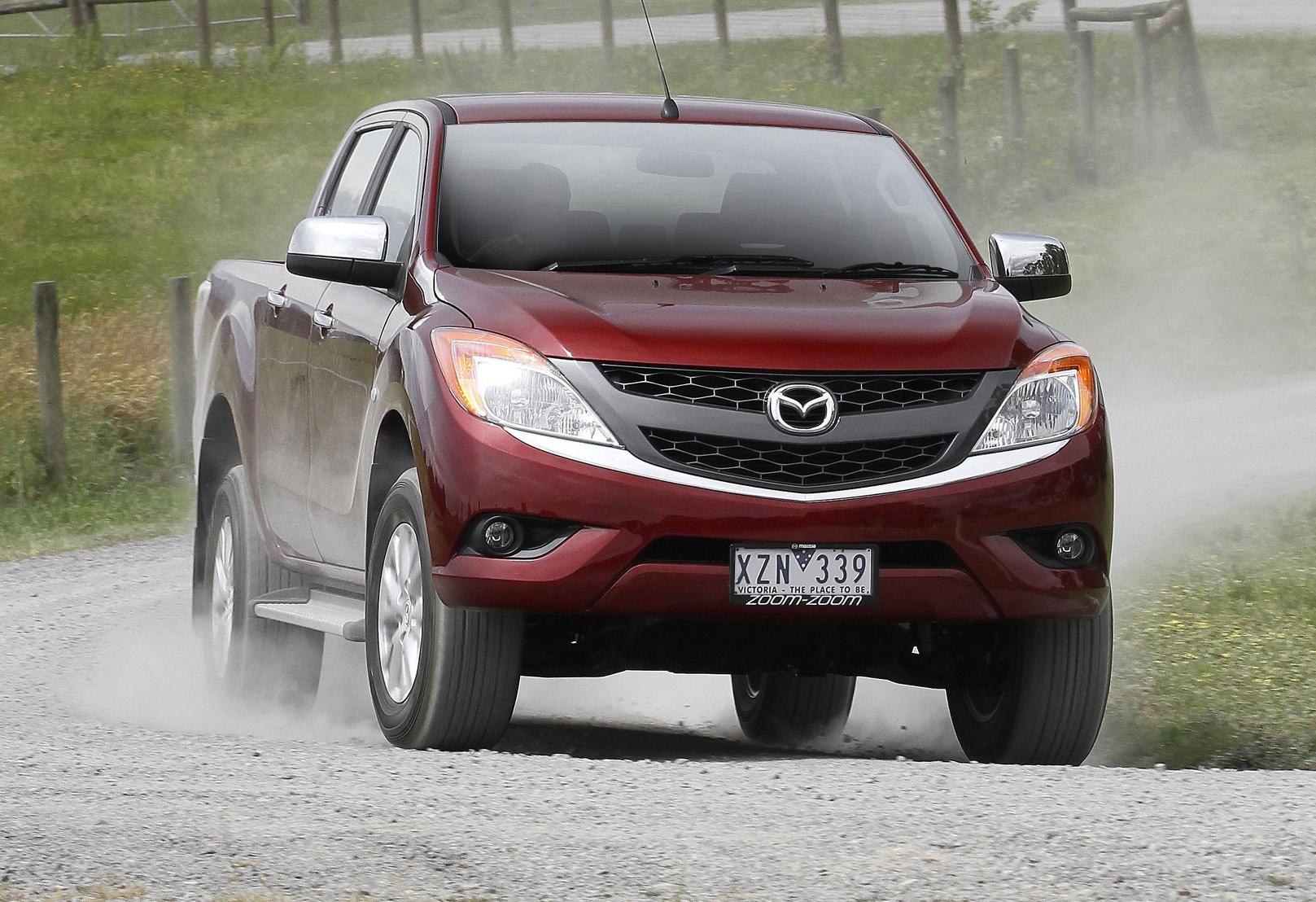 Mazda bt 50 photo 03