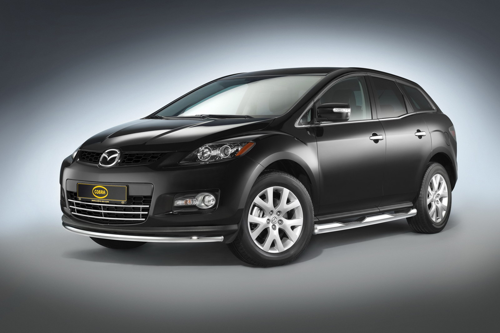 mazda cx 7 history photos on better parts ltd. Black Bedroom Furniture Sets. Home Design Ideas
