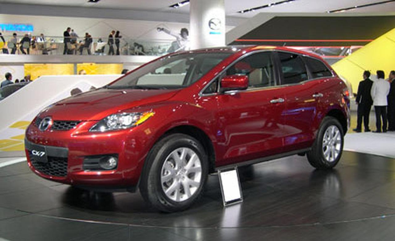 Mazda Cx 7 11