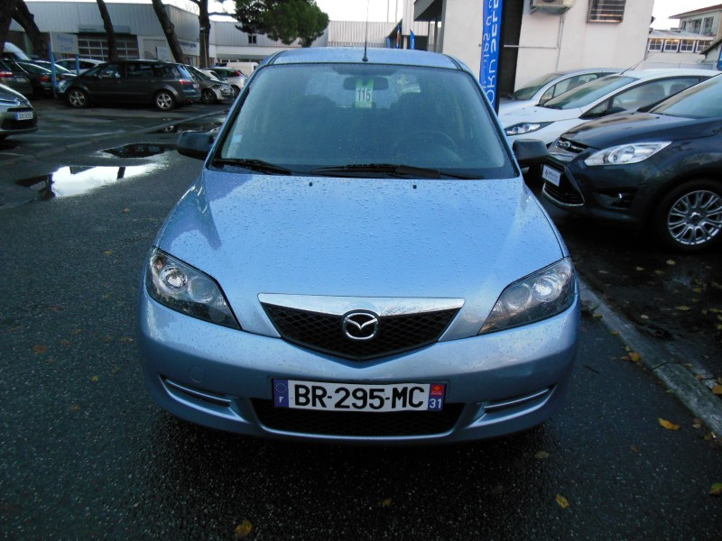Mazda Mazda2 1.4 MZ-CD photo 02