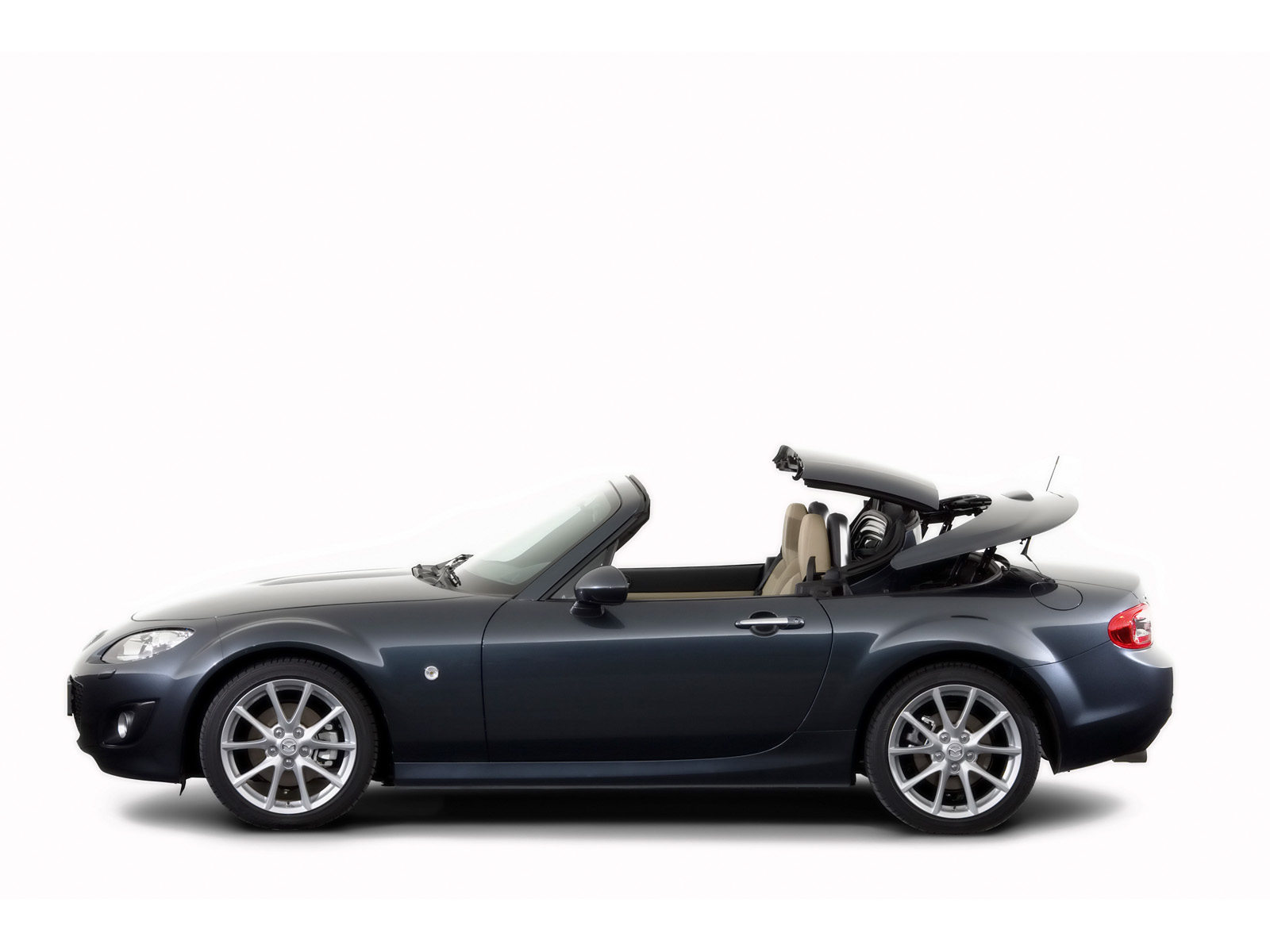 mazda mx-5 roadster-coupé technical details, history, photos on