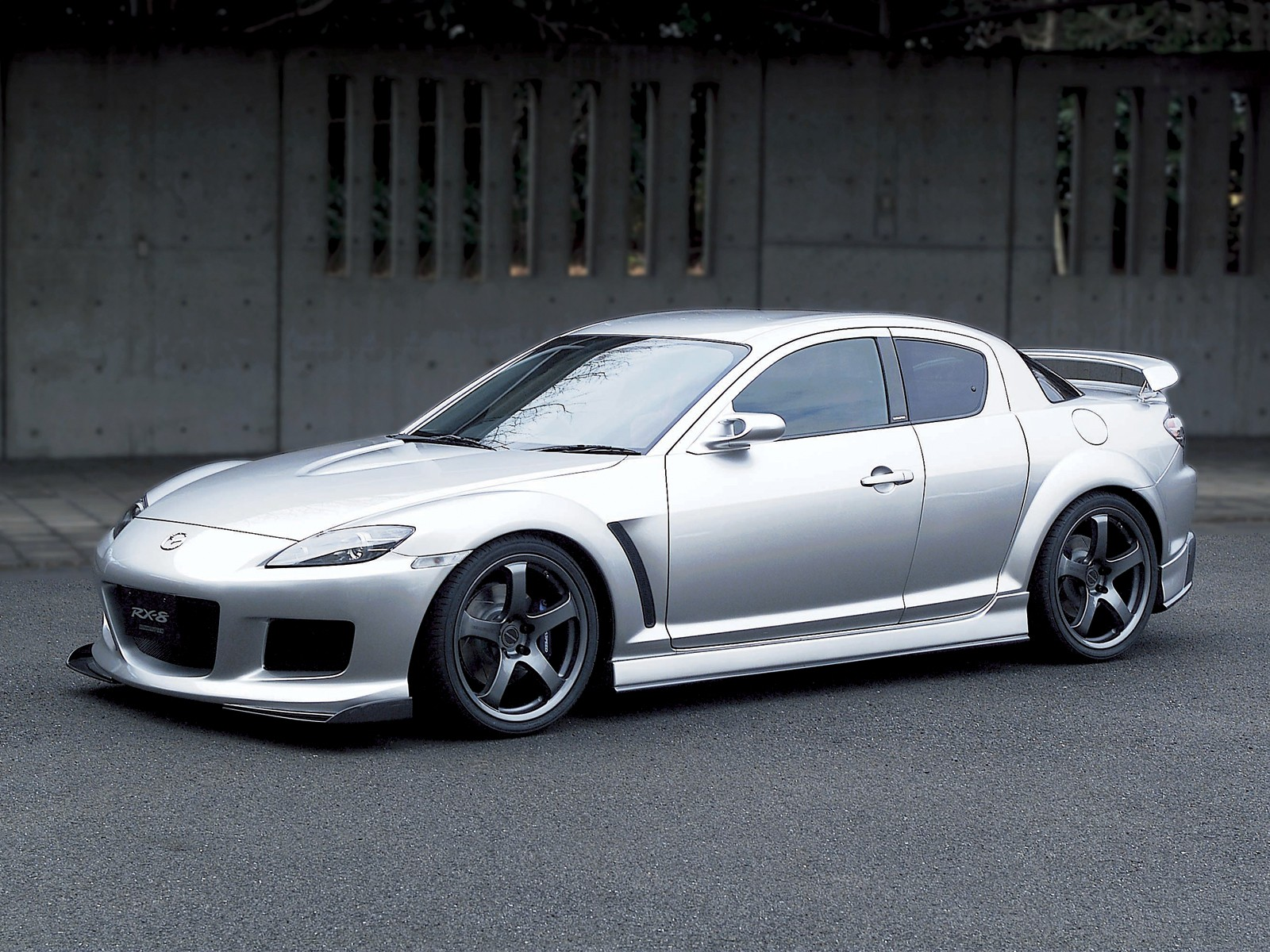mazda rx-8 contest technical details, history, photos on better
