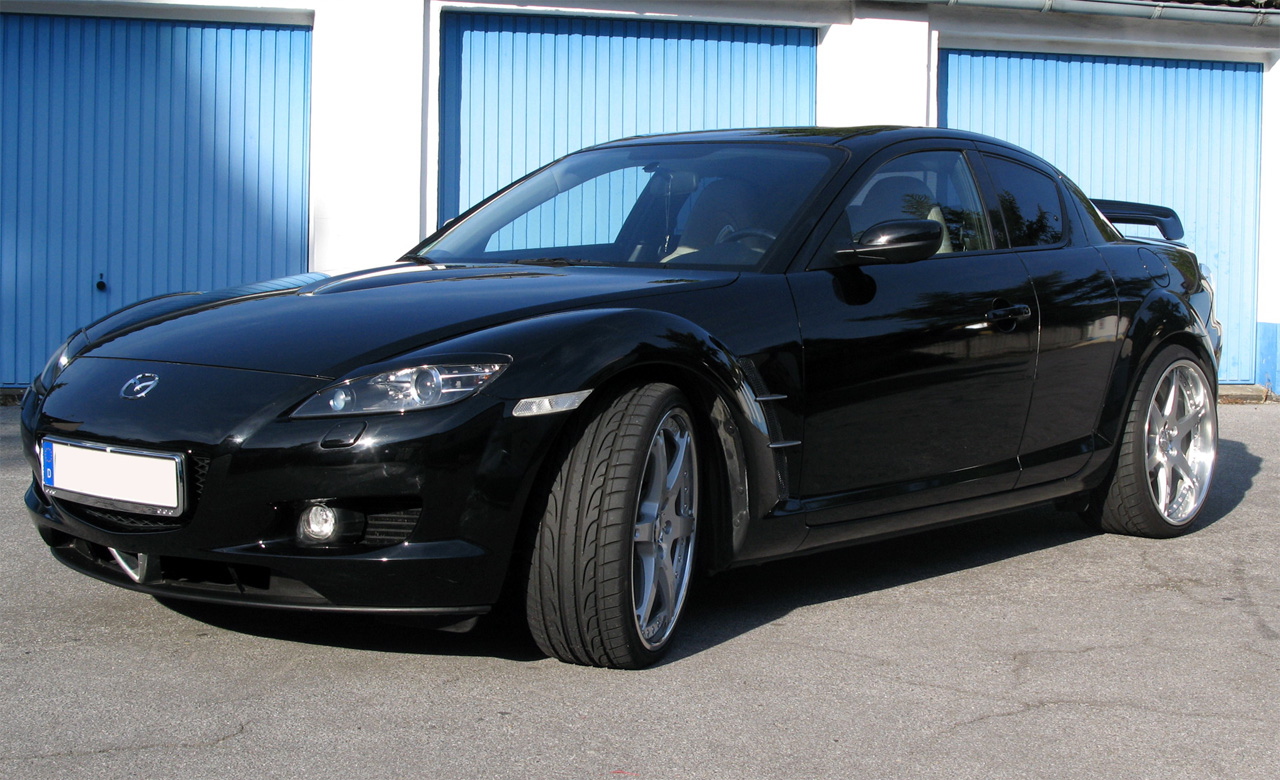 mazda rx 8 revolution reloaded technical details history photos on better parts ltd