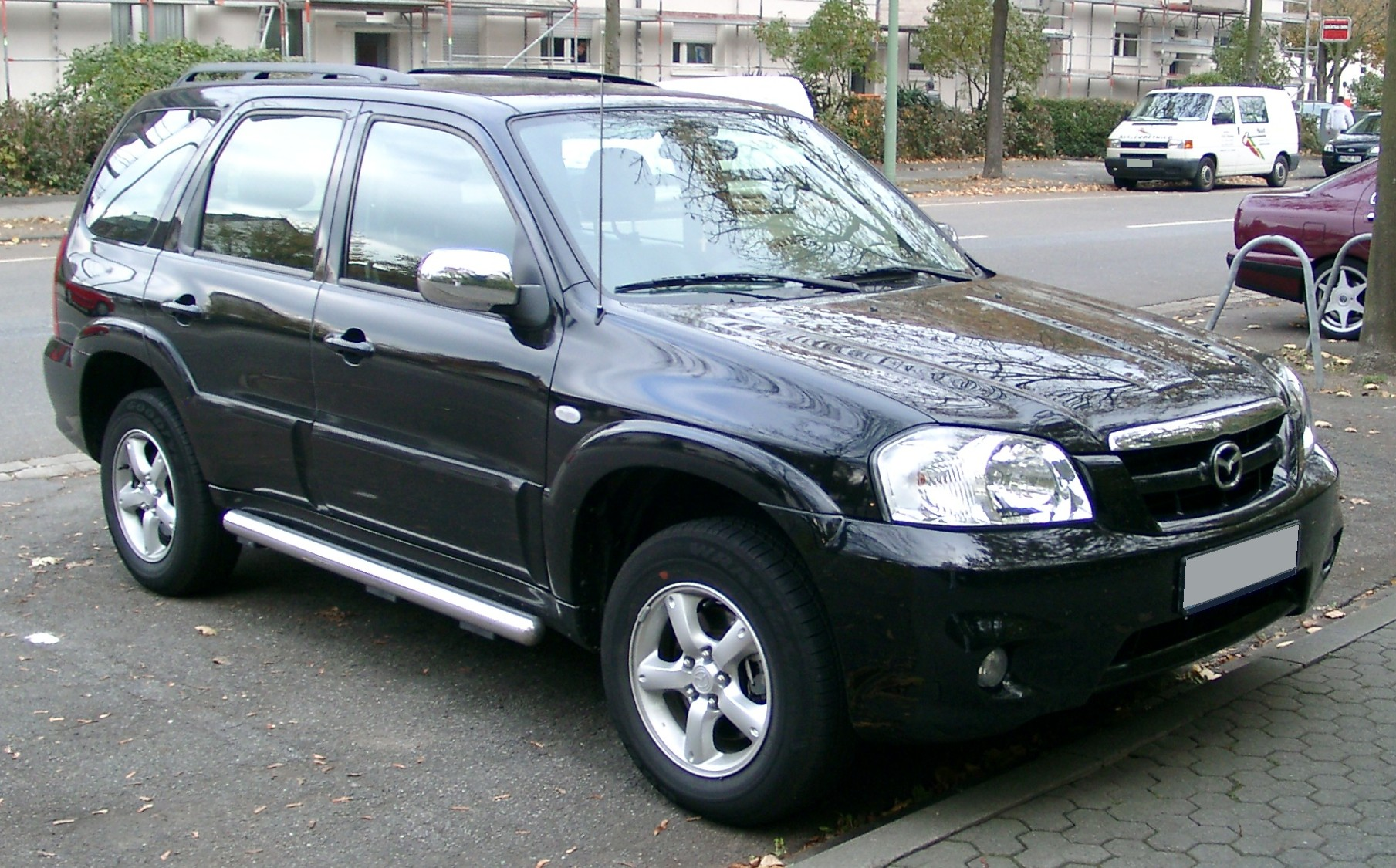 Mazda Tribute photo 02