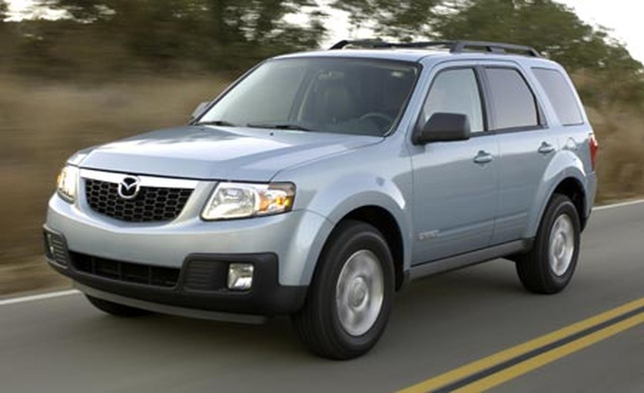 Mazda Tribute photo 05