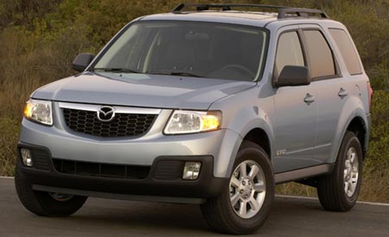 Mazda Tribute photo 06