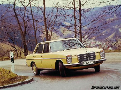 Mercedes-Benz 240 D 3.0 photo 06