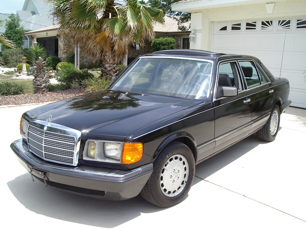 Mercedes Benz 300 Sd Technical Details History Photos On