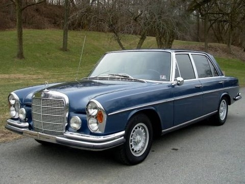 Mercedes-Benz 300 SEL 6.3 photo 03