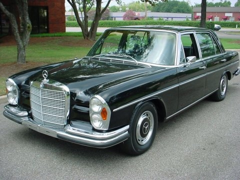 Mercedes-Benz 300 SEL 6.3 photo 06