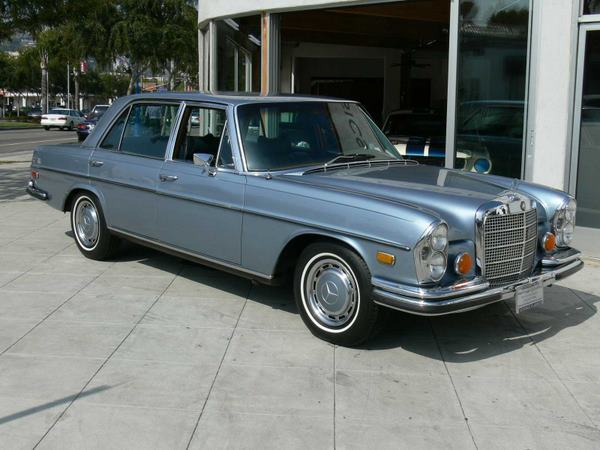 Mercedes-Benz 300 SEL 6.3 photo 07