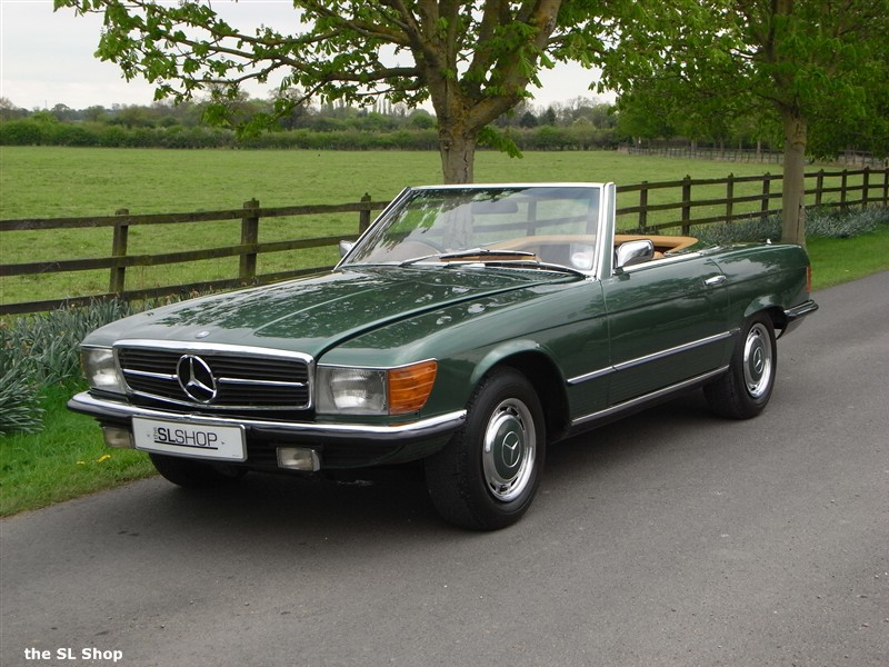 Mercedes-Benz 350 SL photo 09