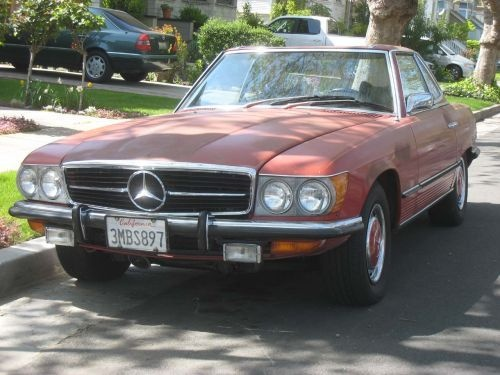 Mercedes-Benz 350 SL photo 12
