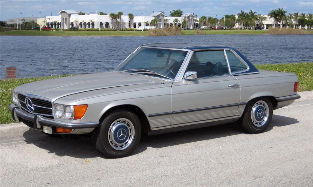 Mercedes-Benz 350 SL photo 13
