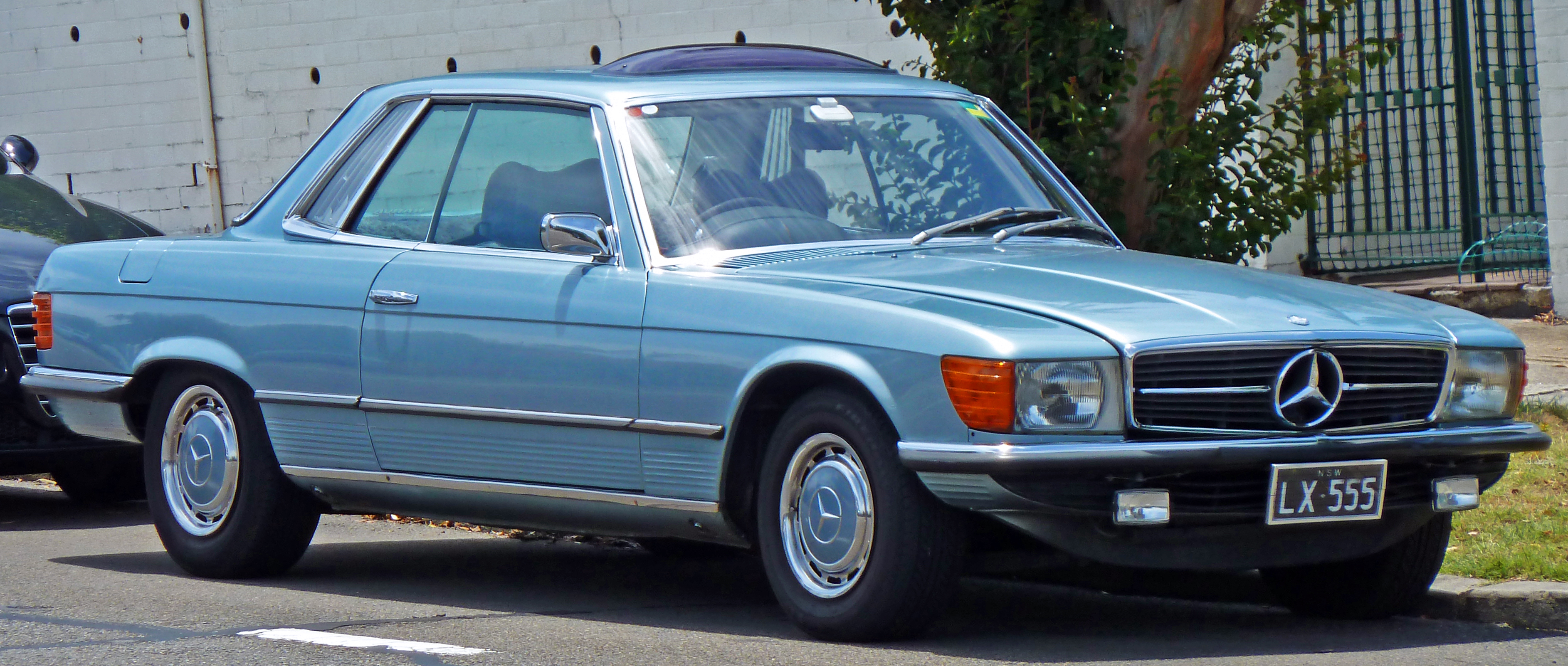 mercedes benz 350 slc photos 1 on better parts ltd