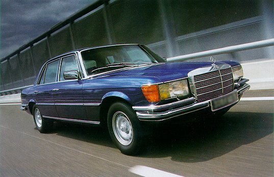 mercedes benz 450 sel 6 9 technical details history. Black Bedroom Furniture Sets. Home Design Ideas