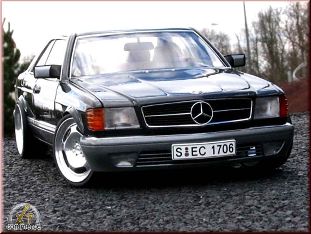 Mercedes benz 500 sec technical details history photos for Mercedes benz parts