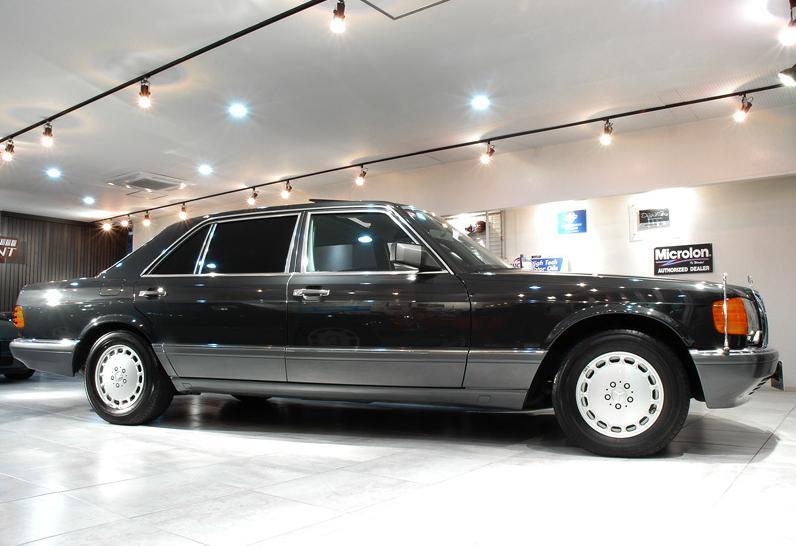 Mercedes Benz 560 Sel Technical Details History Photos