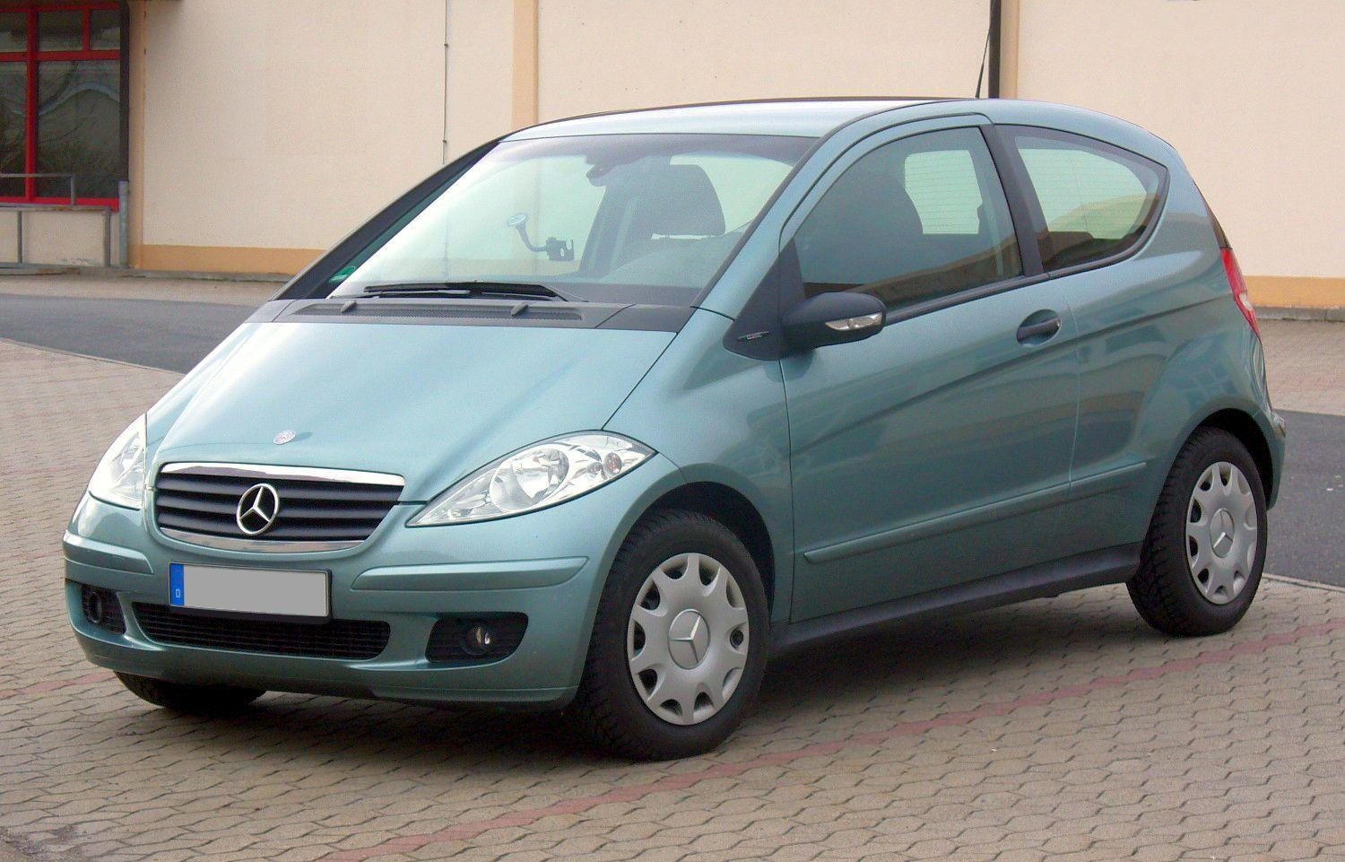 mercedes benz a 150 technical details history photos on