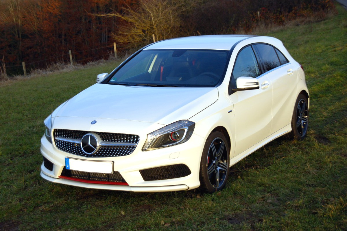 mercedes benz a 250 sport technical details history photos on better parts ltd