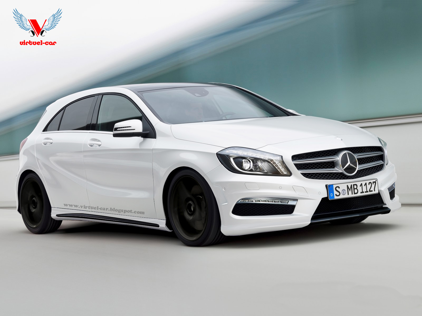 Mercedes benz a 45 amg technical details history photos for Mercedes benz amg accessories parts