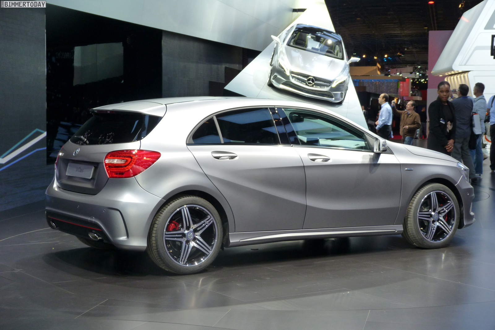 Mercedes-Benz A-Klasse photo 07