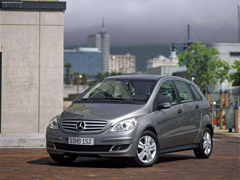 mercedes benz b 150 technical details history photos on better parts ltd. Black Bedroom Furniture Sets. Home Design Ideas