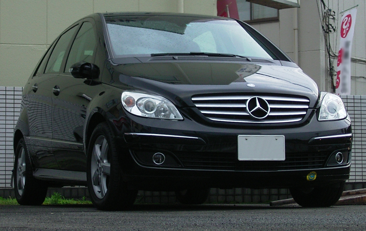 Mercedes benz b 200 turbo technical details history for Mercedes benz b200 aftermarket parts