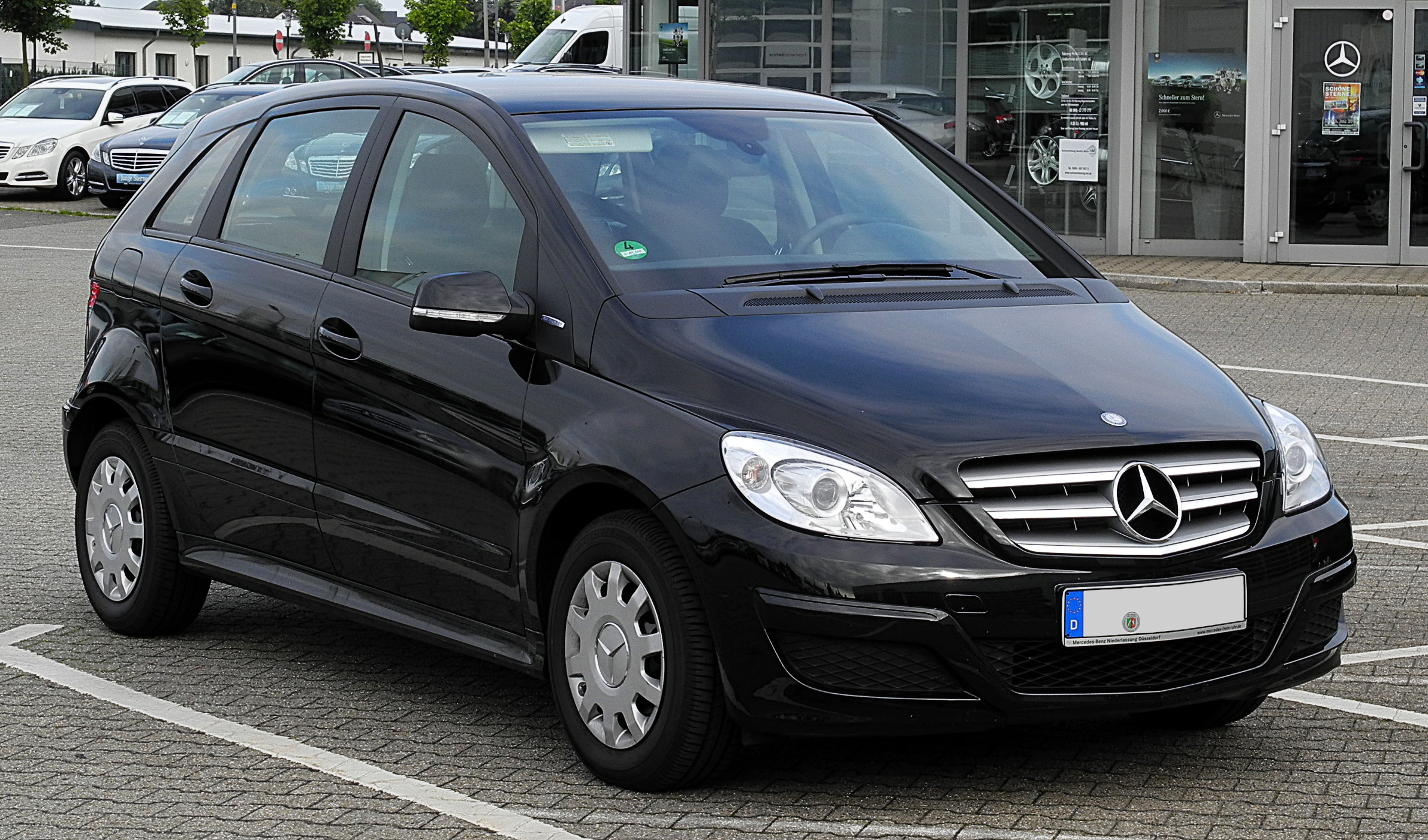 Mercedes-Benz B-Klasse photo 06