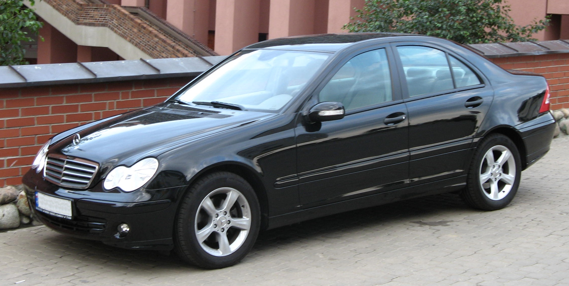 mercedes benz c 180 kompressor technical details history. Black Bedroom Furniture Sets. Home Design Ideas