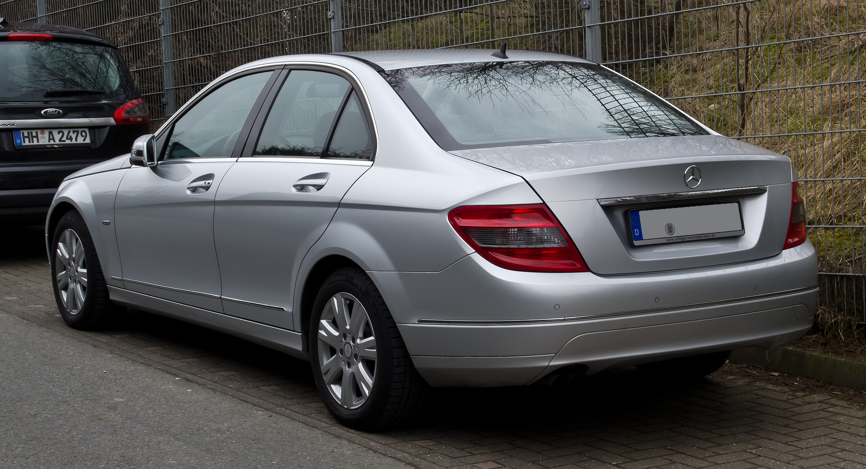Mercedes benz c 180 kompressor technical details history for Www mercedes benz parts