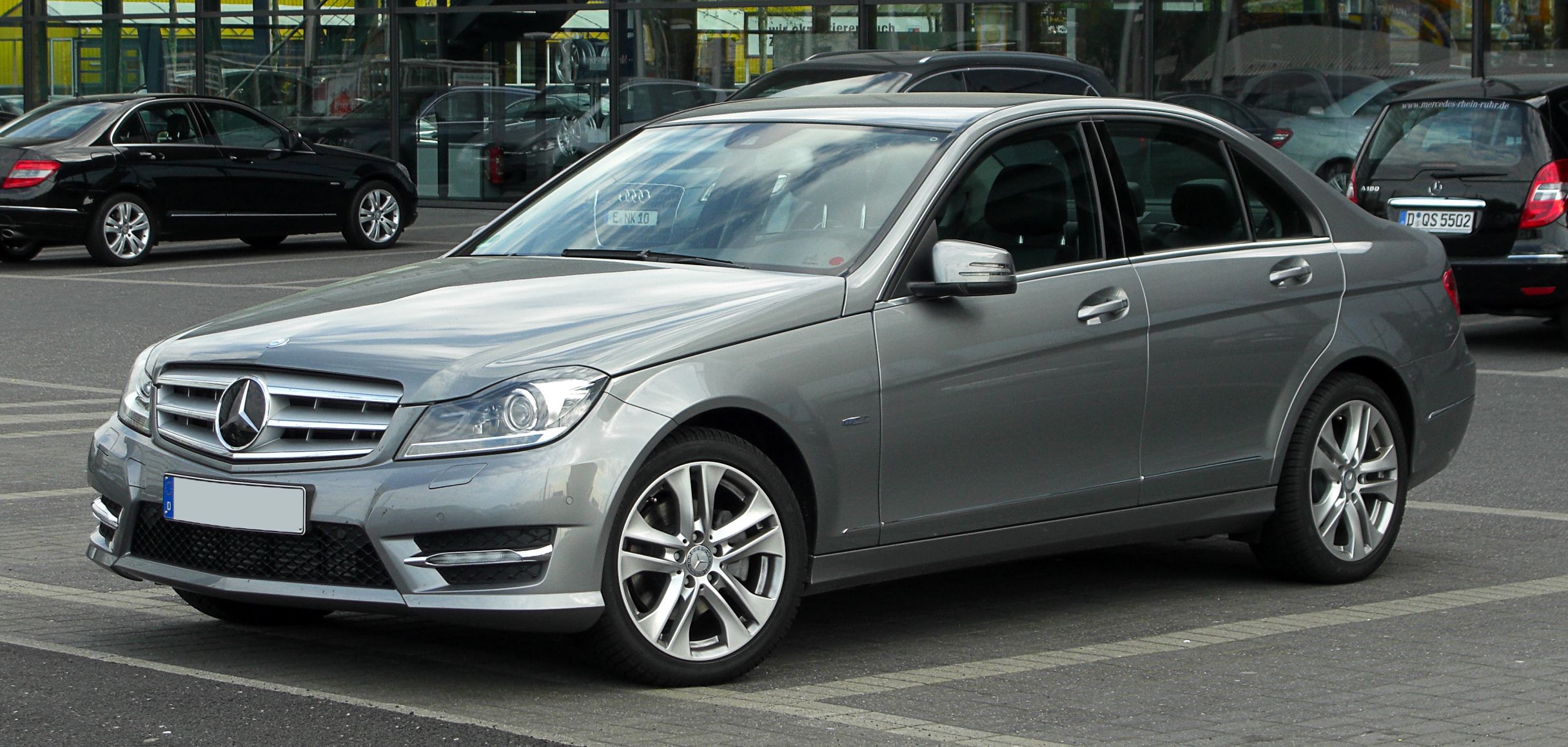 Mercedes benz c 220 cdi blueefficiency technical details for Mercedes benz performance parts