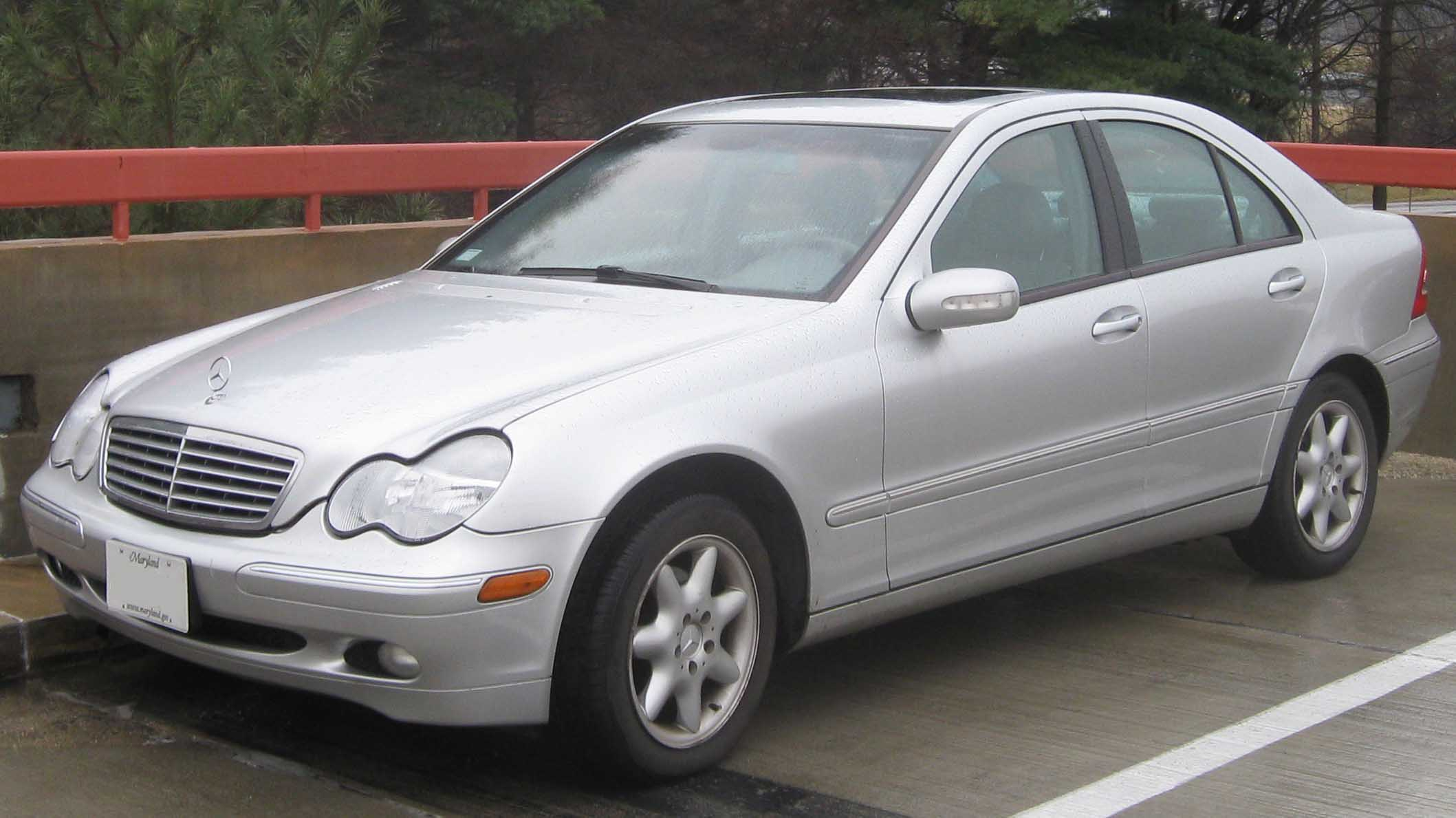 Mercedes benz c 240 technical details history photos on for Mercedes benz of atlanta parts