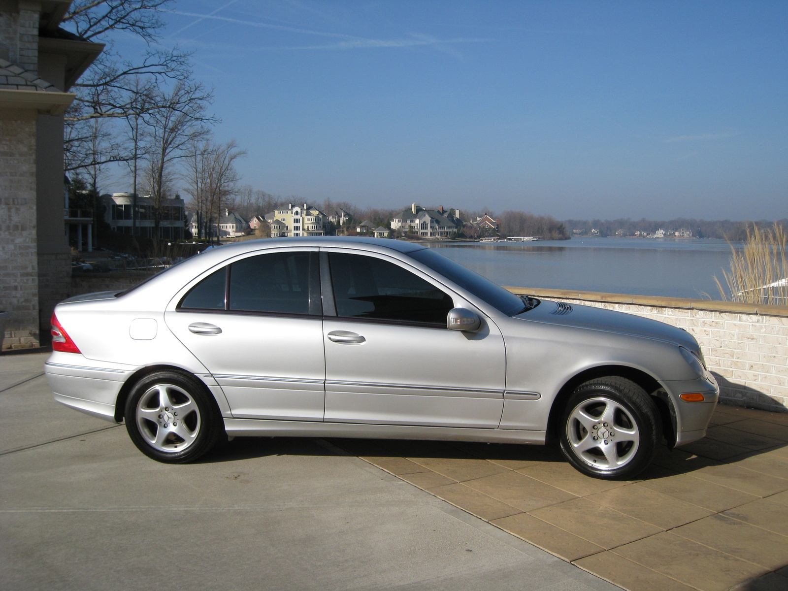 mercedes benz c 240 technical details history photos on