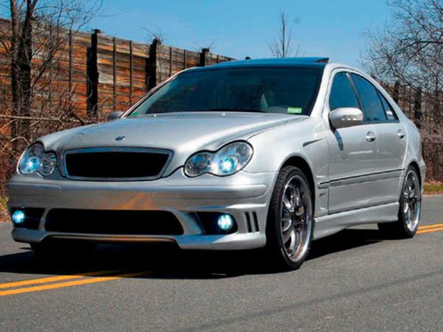 MercedesBenz C 240 technical details history photos on Better
