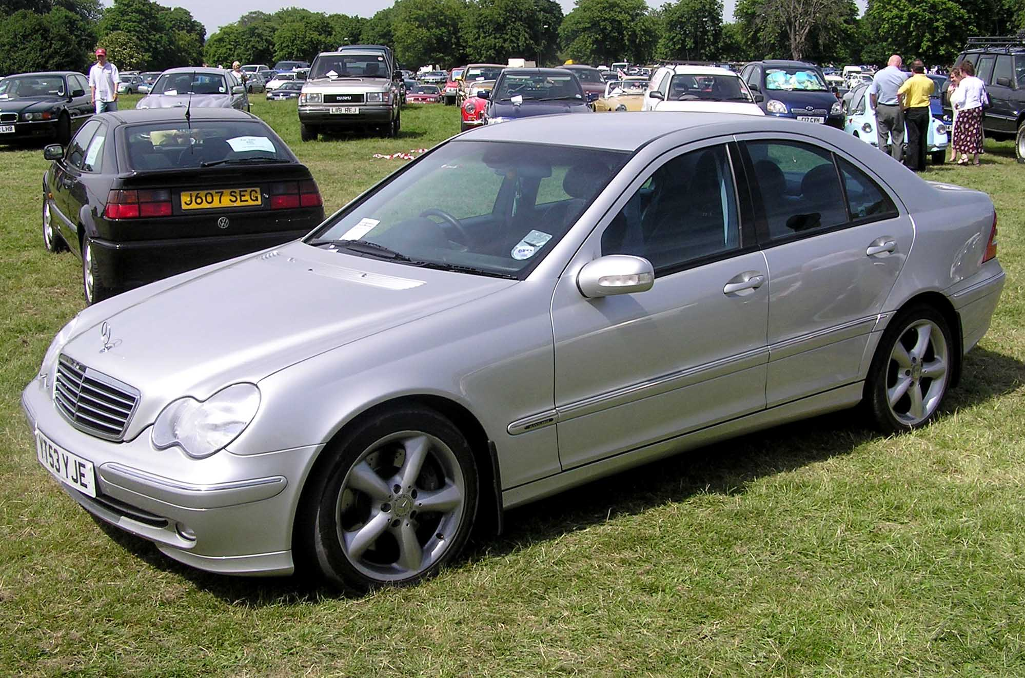mercedes benz c 270 cdi technical details history photos on better parts ltd