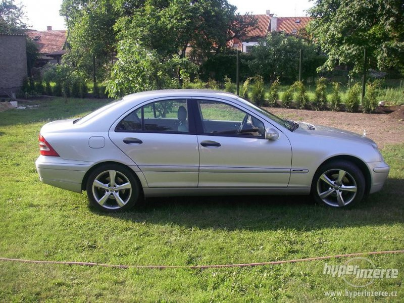 Mercedes benz c 270 cdi technical details history photos for Mercedes benz of atlanta parts