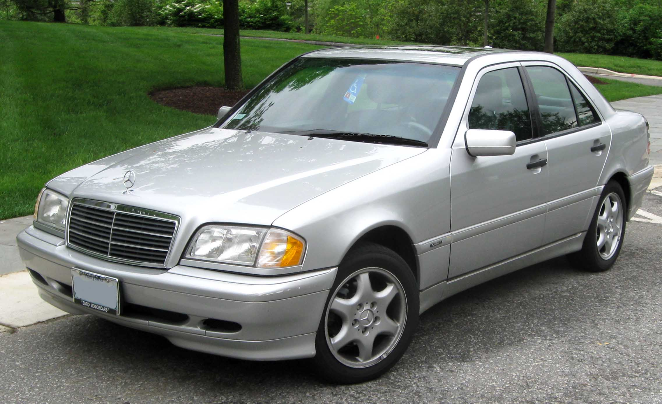 Mercedes Benz C 280 Technical Details History Photos On