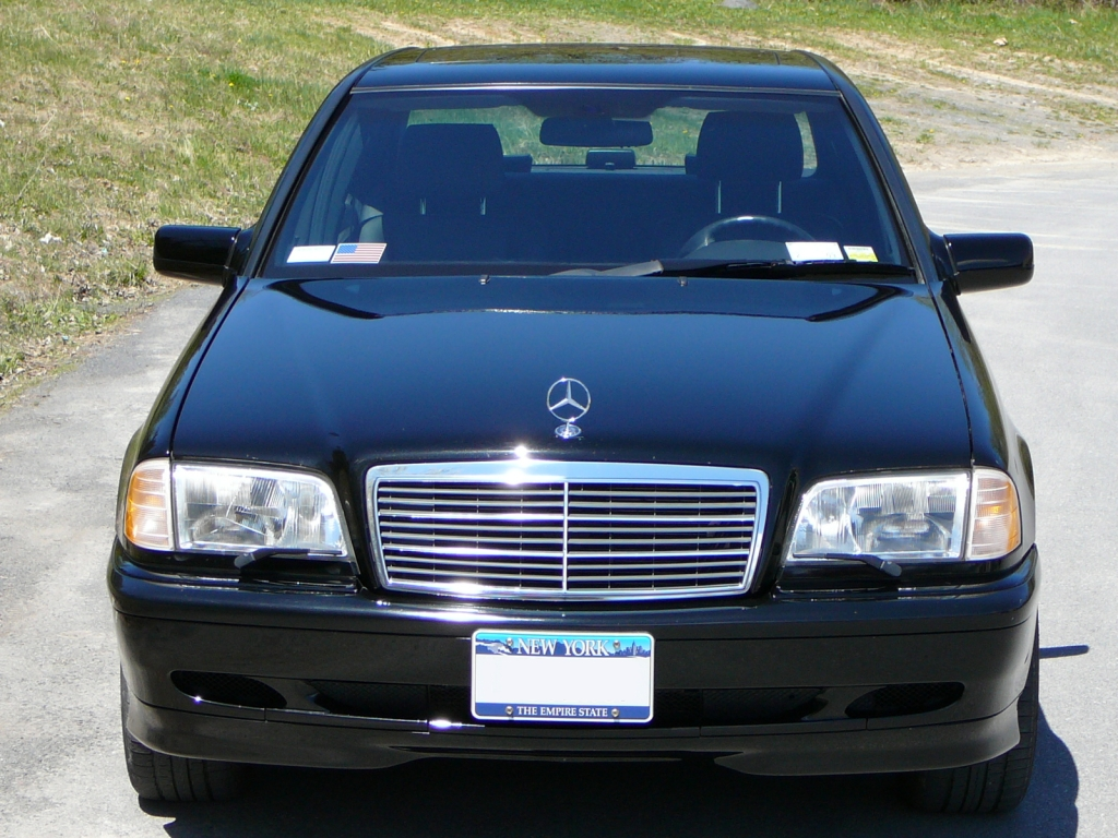 Mercedes benz c 280 technical details history photos on for Mercedes benz escondido parts