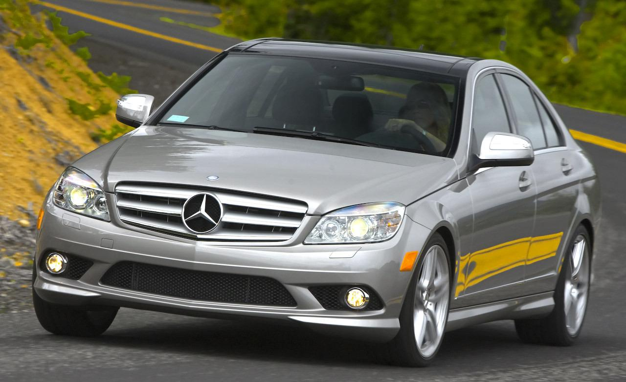 Mercedes benz c 300 technical details history photos on for Mercedes benz of atlanta parts