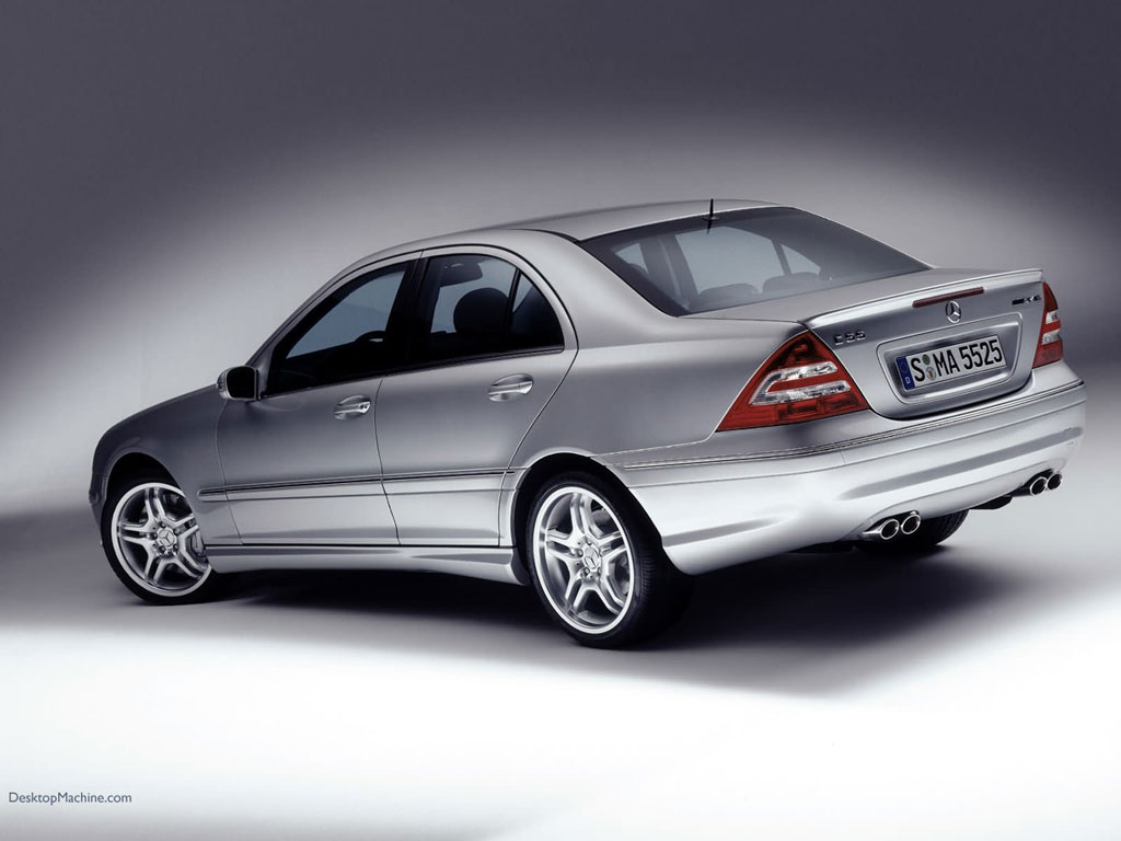 Mercedes benz c 55 amg technical details history photos for Mercedes benz amg parts